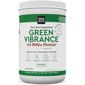 Vibrant Health Green Vibrance - Original 12.61 oz Powder