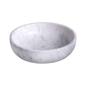 """bidk home BIDKhome Marble Bowl - Size: 11"""""""