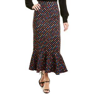 Saloni Portia Midi Skirt - Size: 6