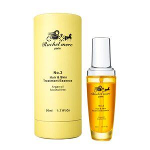 Rachel Mere 50ml No. 3 Hair & Skin Essence Argan Oil Serum
