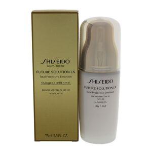 Shiseido 2.5oz Future Solution LX Total Protective Emulsion SPF 20