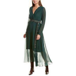 Marella Sumatra Wool Sweaterdress - Green - Size: 6