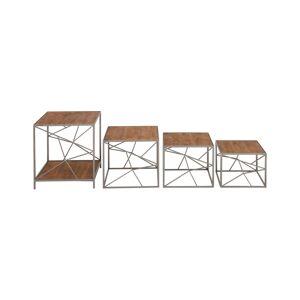 UMA Enterprises Set of 4 Tables