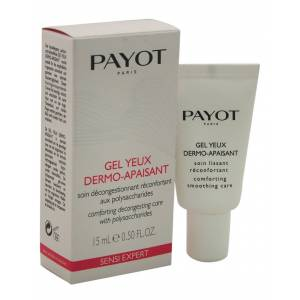 Payot 0.5oz Yeux Dermo-Apaisant Comforting Decongesting Care Gel