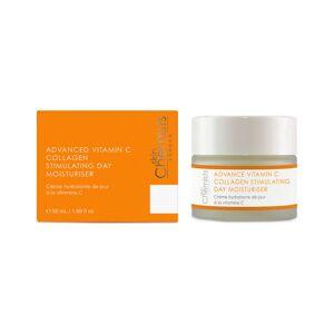Skin Chemists 50ml Vitamin C Collagen Stimulating Day Moisturizer