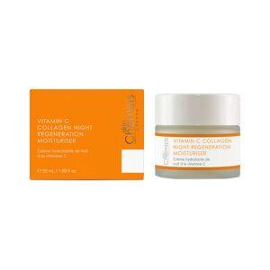 Skin Chemists 50ml Vitamin C Collagen Night Regeneration Moisturizer