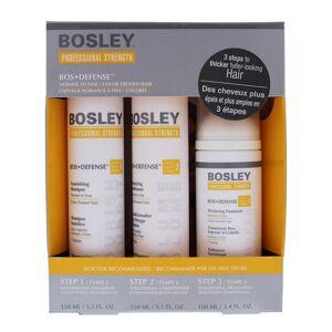 Bosley 3pc Bos Defense Normal to Fine Color-Treatment