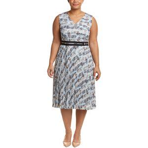Marina Rinaldi Plus Dallas Shift Dress - Size: 12