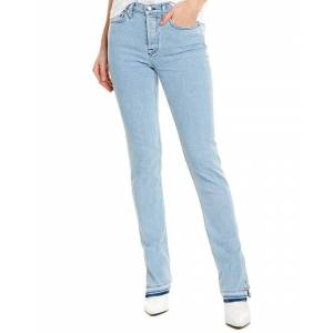 Citizen Cotton Citizen High Split Skinny Leg - Size: 28