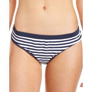 Shoshanna Stripe Hipster Bottom - Blue - Size: XL