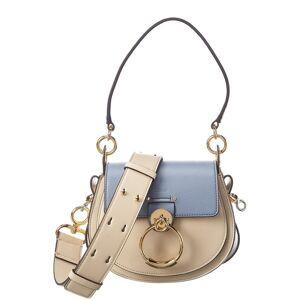 Chloe Tess Small Leather Shoulder Bag