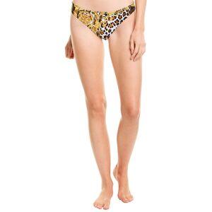 Versace Printed Bikini Bottom