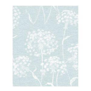 Advantage Garvey Light Blue Dandelion Wallpaper