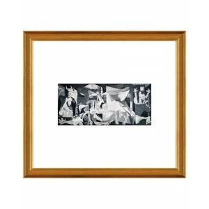 """McGaw Graphics Guernica, 1937 by Pablo Picasso - Size: 11"""" x 18"""""""