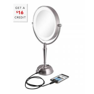 Zadro Rechargeable Cordless LED Lighted Vanity with $16 Credit