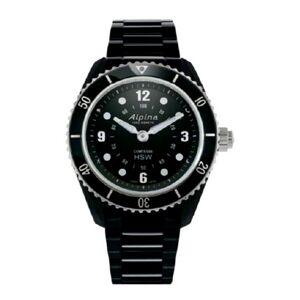 Alpina Women's Stainless Steel Watch