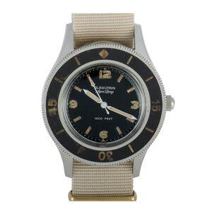 Blancpain Men's Fabric Watch