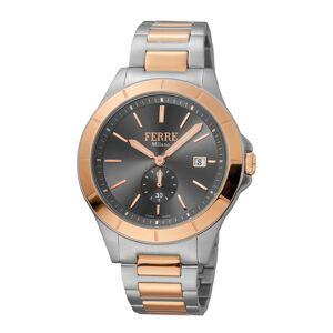 Ferre Milano Men's Stainless Steel Watch