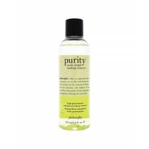 Philosophy 6.7oz Purity Made Simple Makeup Remover High-Performance Waterproof