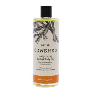Cowshed Spa 3.38oz Active Invigorating Bath & Body Oil