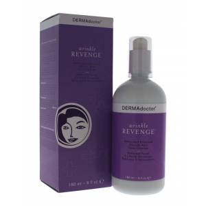 DERMAdoctor 6oz Wrinkle Revenge Antioxidant Enhanced Glycolic Acid Facial Cleanser