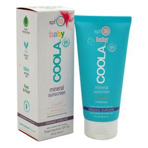 Coola Mineral Baby Sunscreen Moisturizer 3oz SPF 50