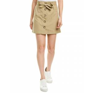 BSL Belted Mini Skirt - Size: S