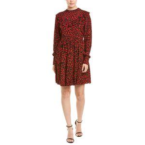 BSL Ruffle A-Line Dress - Size: S