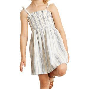 Bella Dahl Smocked Sundress - Blue - Size: 10