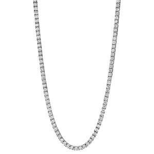 Diana M. Fine Jewelry 14K 15.00 ct. tw. Diamond Necklace