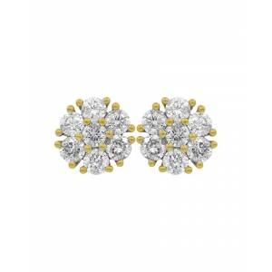 Diana M. Fine Jewelry 14K 3.50 ct. tw. Diamond Earrings