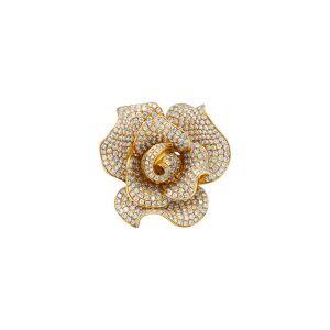 Diana M. Fine Jewelry 18K 8.14 ct. tw. Diamond Ring - Size: 7