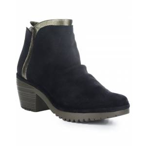 FLY London Wynn Leather Bootie - Size: 41