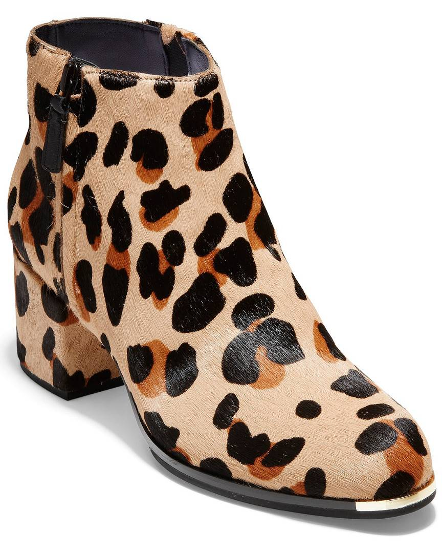 Cole Haan Grand Ambition Haircalf Bootie - Size: 5.5