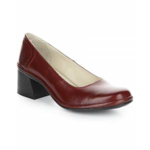 FLY London Luno Leather Pump - Size: 40