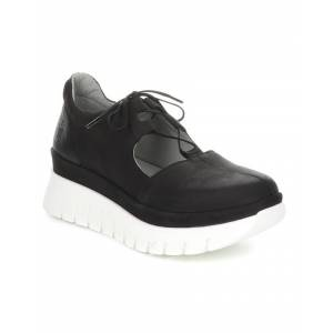 FLY London Bump Leather Comfort Sneaker - Size: 39