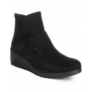 FLY London Labe Leather Bootie - Size: 42