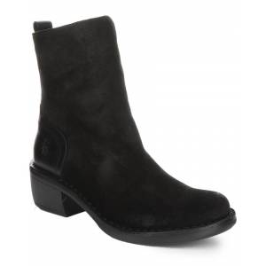 FLY London Moba Leather Bootie - Size: 35