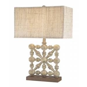 Artistic Home & Lighting 24in Biscay Table Lamp