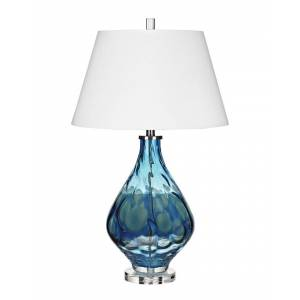 Artistic Home & Lighting 29in Gush Table Lamp