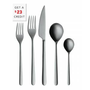 Mepra 5pc Flatware Set