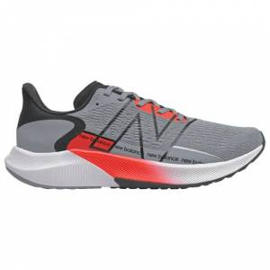 New Balance Mens New Balance FuelCell Propel V2 - Mens Running Shoes Grey/Black Size 11.0