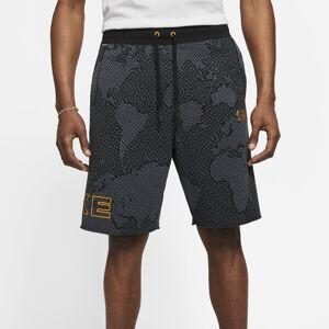 Nike Mens Nike Alumni C2W Shorts - Mens Black/Gold Size M