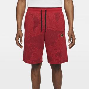 Nike Mens Nike Alumni C2W Shorts - Mens Red/Red Size M