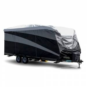 """Camco Ultra Shield Cover, Travel Trailer, 22'1"""" to 24'"""