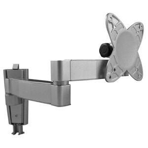 Jensen Flat Panel LCD TV Wall Mount Bracket with Double Swing Arm