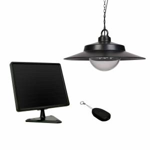 Coleman Solar Hanging Light with Remote Control