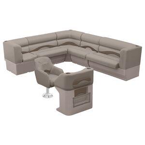 Toonmate Premium Pontoon Furniture Package, Complete Boat Package L