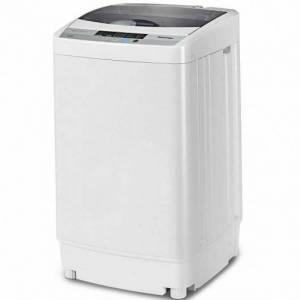 Costway 8 Water Level Portable Compact Washing Machine