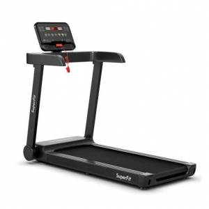 Costway 2.25HP Electric Treadmill Running Machine with App Control